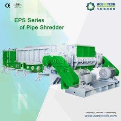 PE/PP/PA/PVC/EPE/ABS/PS/PET/PC/나일론/고무용 폐플라스틱 슈레더 크러셔 그래뮬레이터 장비