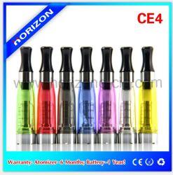 Красочные CE4 Clearomizer Электронные сигареты CE4 блистерной упаковке