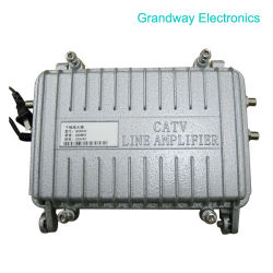CATV 선 증량제 트렁크 증폭기 (GW-G200)