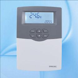 Intelligent de la haute pression chauffe-eau solaire contrôleur SR609c