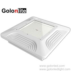 Montage encastré dans le plafond 40W-150W à LED de luminaires d'auvent