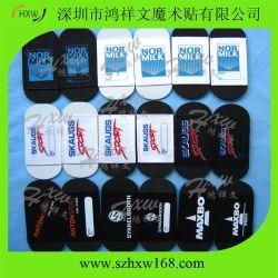 La famosa marca elásticos de gancho y bucle de bandas de esquí de nieve (HXW-AB005)