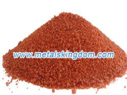 L'industrie Grade heptahydraté 21 % de sulfate de cobalt