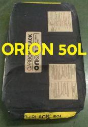Het Zwartsel van Hiblack van Orion 50L voor pvc