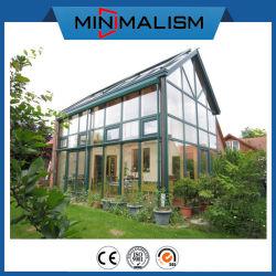 Jardin d'hiver 3.0 Structure épais en aluminium avec verre stratifié/ serre
