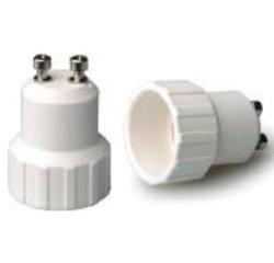 Адаптер переменного тока / лампа Lampholder адаптер GU10-E14