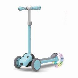 Anfänger 3 Räder Fahrt auf Kick Kleinkind Tri - Scooter Mit PU-Rad