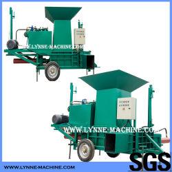 Cilindro Hidráulico Automático Ensilagem/alimentação de forragem de ensilagem prensa de enfardamento para exploração de animais