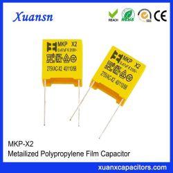 Condensateur de sécurité X2 0.47UF275condensateurs à film d'ACC