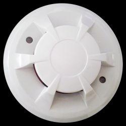 2 Cable Detector de humo óptico convencional para alarma de incendios (ES-5010OSD).