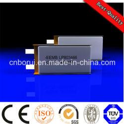 Wiederaufladbarer Lithium-Lipo-Akku mit 3,7 V und 900 mAh für Digitalprodukt 603443