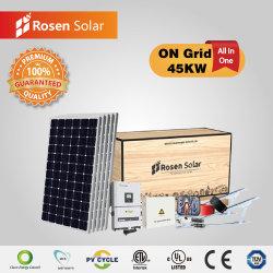 Rosen 45КВТ по сетке солнечная энергия солнечных энергетических систем