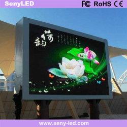 Forte luminosité piscine pleine couleur LED d'affichage de panneaux de publicité (P10mm)