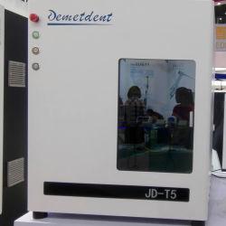 Jd-T5 5 оси мини-стоматологического фрезерного станка