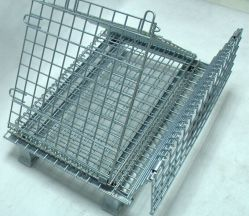 Le fil métallique Bin & Box & Panier & conteneur