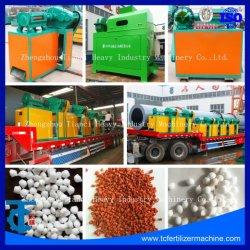 Pallina del fertilizzante del residuo del nitrato di potassio che fa macchina