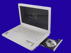 "Esonic 13.3 "" Laptop met dvd-ROM"
