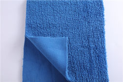 As vendas directas de fábrica da trama Tecidos de lã de algodão Shu composto de lã de carneiro superfina velo polar