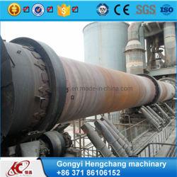 De Roterende Oven van /Mining /Limonite/Copper /Limestone van de Installatie van de Molen van het Cement van het Ijzererts