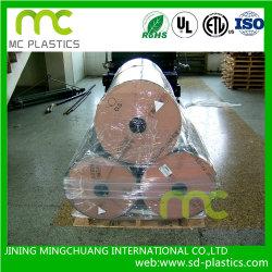 절연제 전기 Non-Adhesive 테이프 대회 UL, IEC60454를 위한 PVC 필름