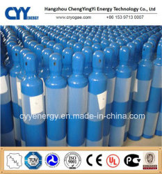 Bombola per gas ad alta pressione utilizzata medica dell'idrogeno 150bar/200bar dell'acetilene del Lar CNG dell'azoto di Hydrogeen del CO2 dell'acetilene del Lar CNG dell'azoto dell'ossigeno