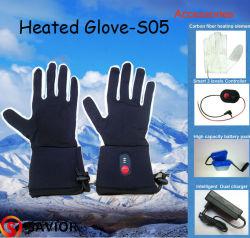 Спасителя аккумуляторная батарея для вещевого ящика с подогревом зимой используйте, теплая перчатка с 3-8 часов с помощью спорта двери,