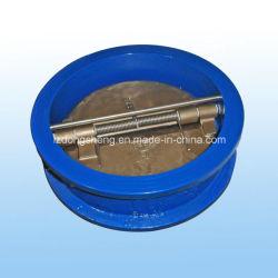Hamer van het Water van Eliminte van de Kleppen van de Controle van de Schommeling van de Schijf van het Type van wafeltje de Dubbele