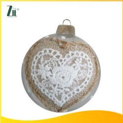 Vidro Outside-Painted bola de Natal Árvore de Natal decoração ornamentos de Natal bola de Natal