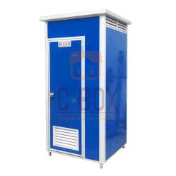 Conjunto rápido China Mobile lavabo para Local Público turistas portátil em aço inoxidável WC