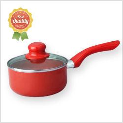 Puce en aluminium / puce Pan Pot en céramique Nonstick casserole