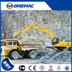 Sany 34,5 тонн гусеничный экскаватор добычи полезных ископаемых с Скальный ковш Си335c
