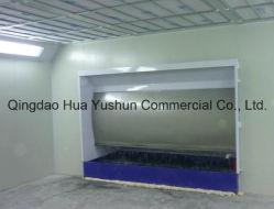 Cabina de aerosol de la cortina de agua con alta calidad