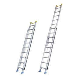 Оо алюминиевого сплава 2-сдвижной удлинитель лестницы