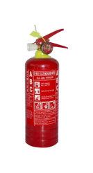 1 кг сухой порошок огнетушитель- Base Тип звонка