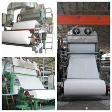 사무용 용지 생산 장비, 남아프리카 A4 용지 생산 기계 판매