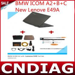 Icom a 2+B+C для BMW с совершенно новым Lenove E49A 2014.09 Программное Обеспечение полного набора готов к использованию
