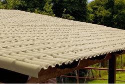 Resina del tetto del materiale da costruzione di stile cinese
