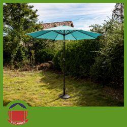paraplu van de Parasol van het Frame van het Staal van 3m de Onstabiele Ronde