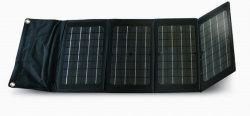 20W Chargeur solaire portable pliable pour ordinateur portable