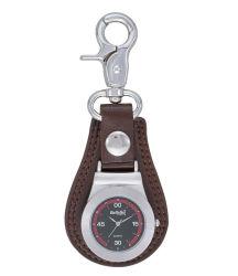 Neue Uhr Art-Leder-Digital-Keychain