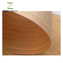 Multiplique folheado de bambu bambu de alta qualidade compensado de madeira venda quente para mobiliário decoração de superfície a venda directa de fábrica de reprocessamento flexível