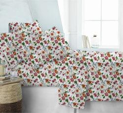 Seguridad Color puro bebé ropa de cama ropa de cama de enfermería Blanco Satin Ropa de cama de sábanas de cuna de China