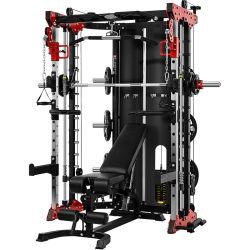 Machine van Smith van de Apparatuur van de Geschiktheid van de gymnastiek de Multifunctionele