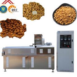 Animal de Pet seco Cat Fish Feed Extrusion Equipment planta Animal flotante Línea de producción de alimentos Pet Dog Alimentos elaboración de pellets Extruder Precio de la máquina