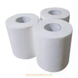 La pulpa de madera suave Papel Higiénico Jumbo y tejido de rollo papel higiénico y papel reciclado 100% de la Madre de la pulpa de papel tejido Papel Higiénico Jumbo Roll primario