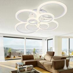 대중적인 LED 천장 현대 샹들리에 펜던트 빛