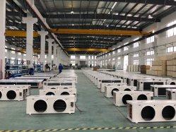 مبرد الهواء الصناعي ذو السعر الجيد بالمصنع مع تسخين مراوح أكسيال استبدال جهاز إبتور نظام التبريد