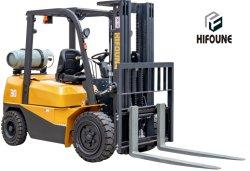 Hifoune Diesel/Benzin/Gas/LPG/Electric/Mini/Small 2.5 Tonnen-Gabelstapler von der China-Fabrik