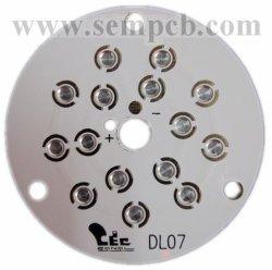Shenzhen Aluminium-Ring LED des Schaltkarte-Vorstand-SMD 2835 gedruckte Schaltkarte