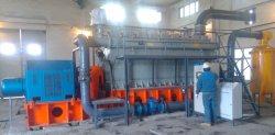 بيع ساخن معدات تحويل الفحم من مرحلتين للفحم الغاسيس مولد الغاز